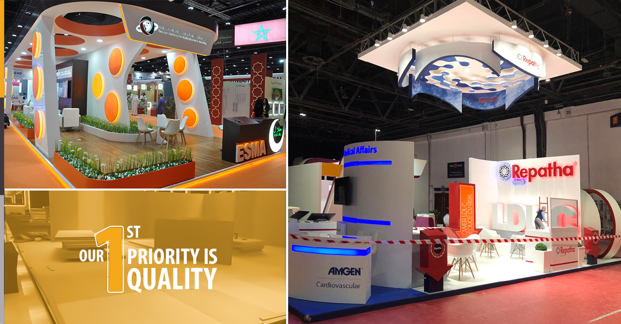 Exhibition Stand Builders Manufacturers : Custom exhibition stands services grand radium